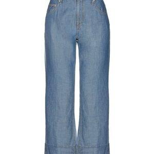 Care Label (Italy) Jeans, cotton + linen